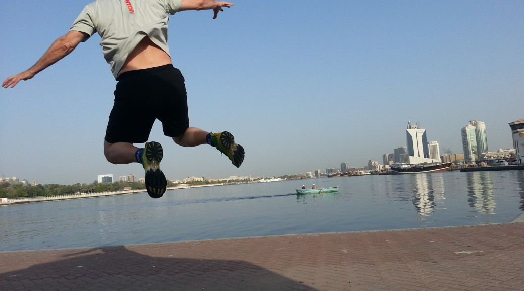Airing it out in Dubai